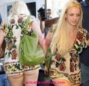 Britney Spears sanspantalon