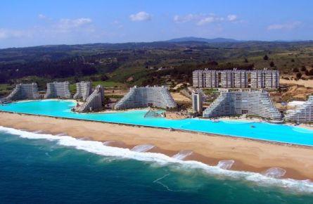 La plus grande piscine dumonde